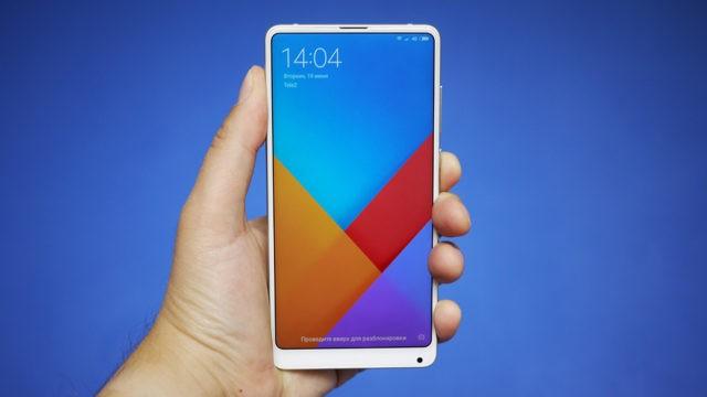Android 10 для Xiaomi Mi Mix 2S — обновление в ближайшее время - 1