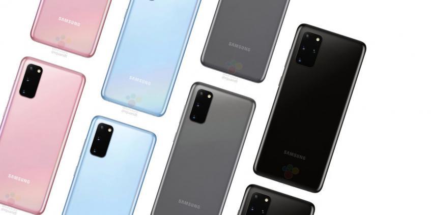 Долгожданный Samsung Galaxy S20 поступит в продажу раньше ожидаемого - 1