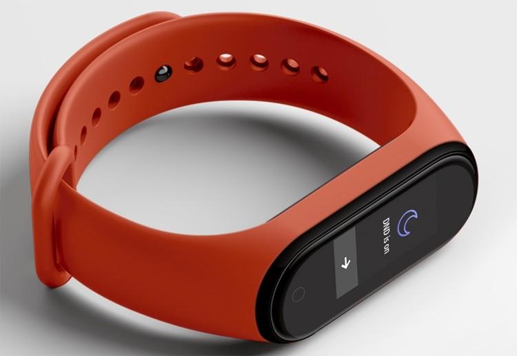 Фитнес-браслет Xiaomi Mi Band 5 получит 1,2