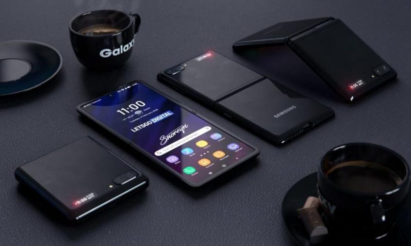 Гибкая раскладушка Samsung Galaxy Flip Z не получит ни Snapdragon 865, ни Snapdragon 855