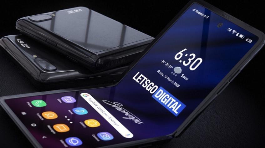 Гибкая раскладушка Samsung Galaxy Z Flip получит уникальную для рынка функцию - 1