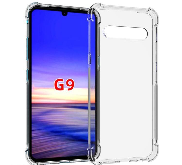 Изображения чехла для смартфона LG G9 «утекли» в Интернет