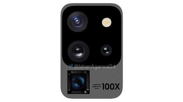 Камера Samsung Galaxy S20 Ultra будет выглядеть иначе, чем предполагалось – фото 2