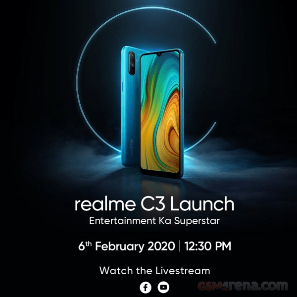 Конкурента Redmi 9A с огромным аккумулятором представят 6 февраля