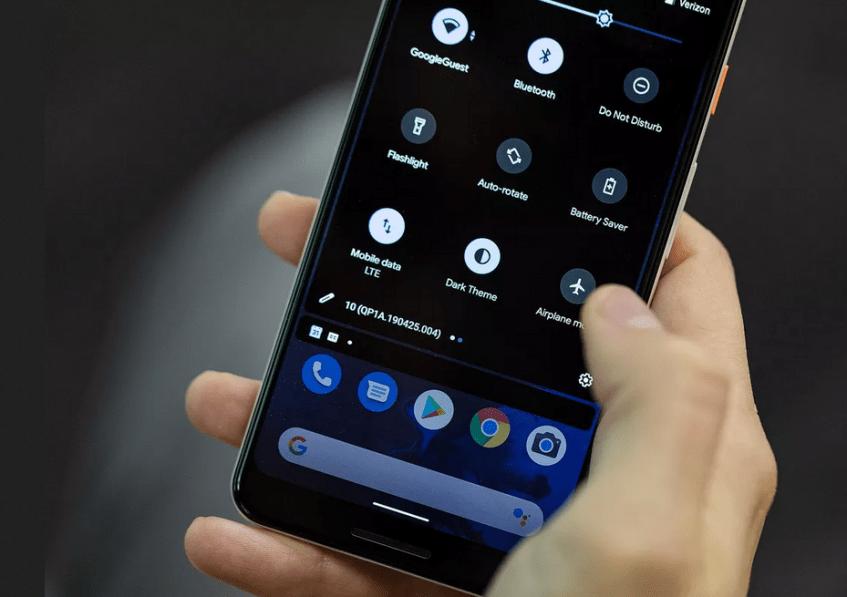 LG решила выпустить обновление до Android 10 для 9 смартфонов – фото 2