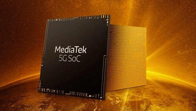 MediaTek представила процессор Dimensity 800 5G - 1