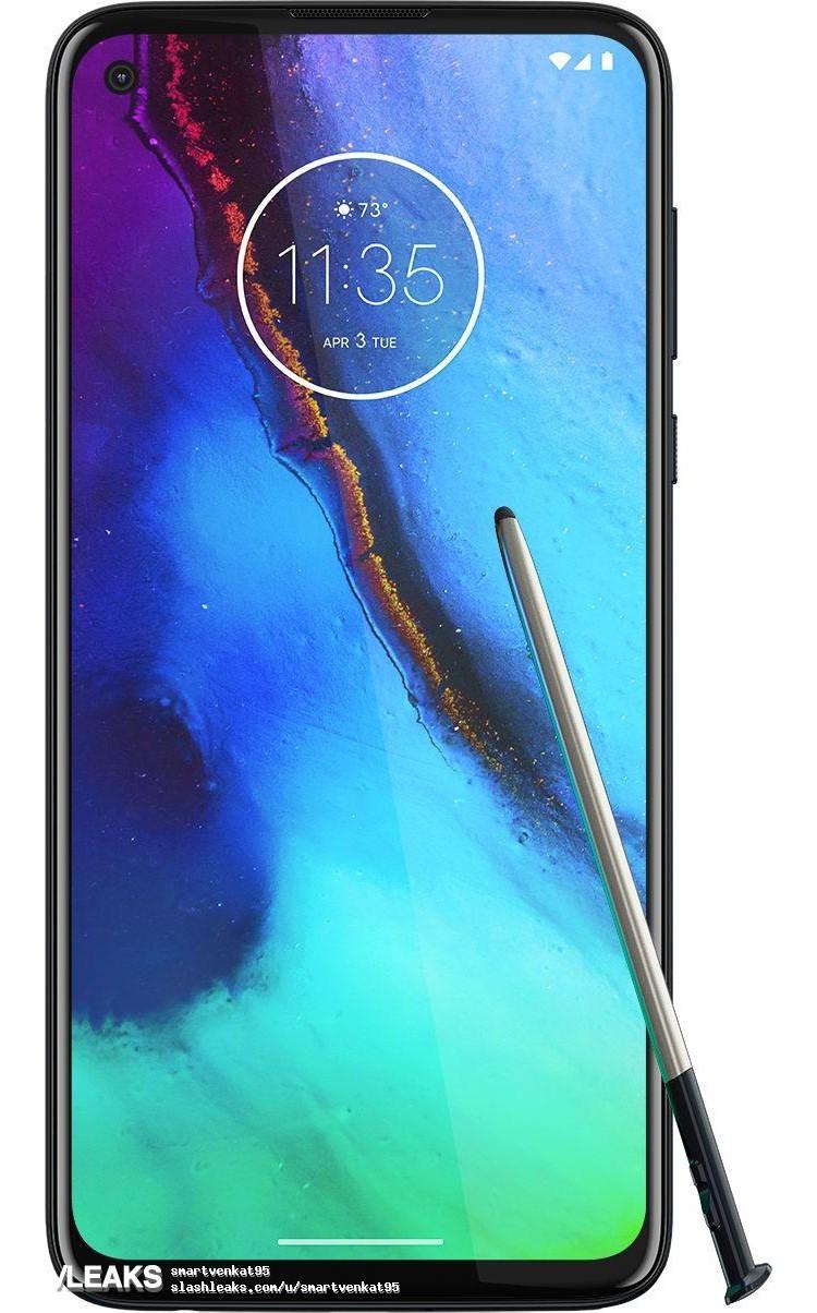 Мощный смартфон Motorola Edge+ получит поддержку перьевого управления