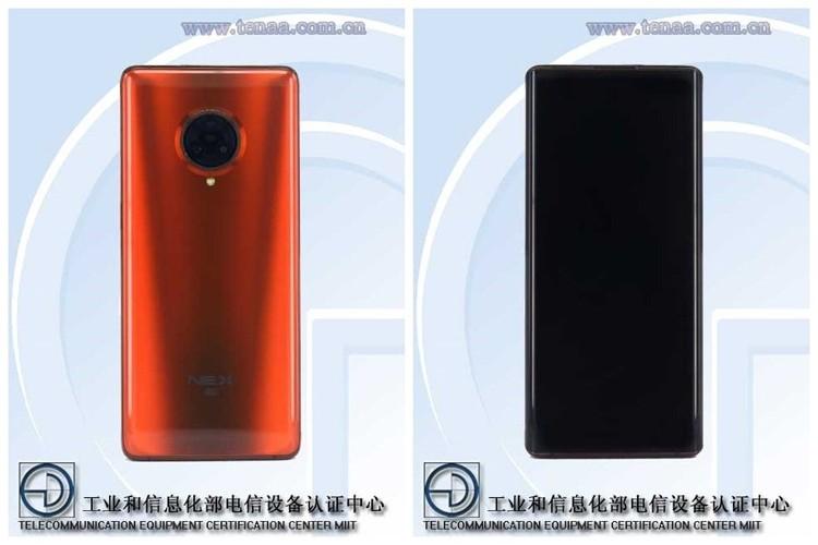 Новая версия смартфона Vivo NEX 3 5G получит процессор Snapdragon 865