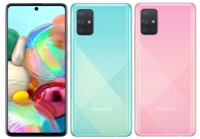 Новый Samsung Galaxy A51 уже можно купить в России - 1