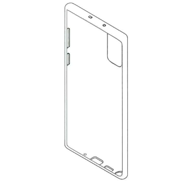 Первый взгляд на дизайн Samsung Galaxy Note 20 – фото 1