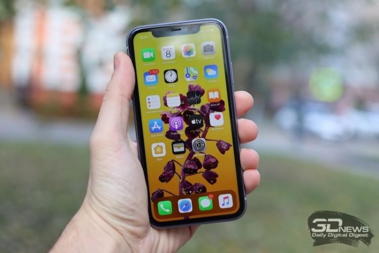 Популярность iPhone 11 позволила Apple увеличить поставки смартфонов в Китае