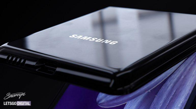 Появилось видео с демонстрацией первой раскладушки Samsung Galaxy Z Flip с гибким дисплеем - 6
