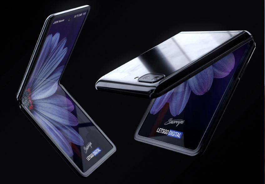 Рассекречены характеристики раскладушки с гибким экраном Samsung - 1