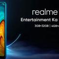 Realme C3 станет первым смартфоном с чипом Helio G70