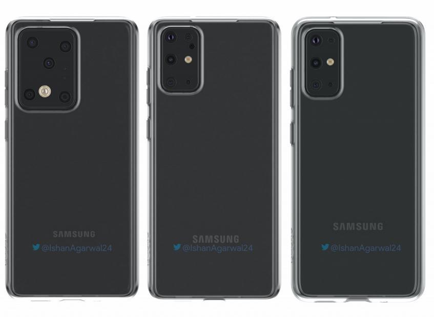 Самые точные изображения показывают разницу в камерах смартфонов Samsung Galaxy S20