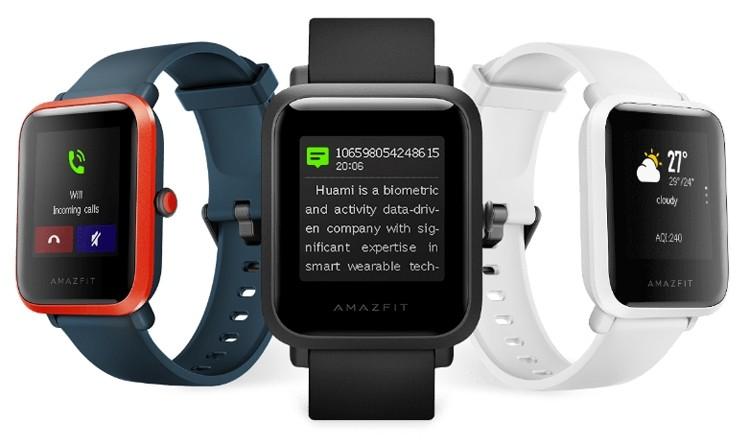 Смарт-часы Amazfit Bip S подарят до 40 дней автономности