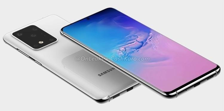 Смартфон Samsung Galaxy S20 Ultra 5G получит до 16 Гбайт ОЗУ и поддержку eSIM