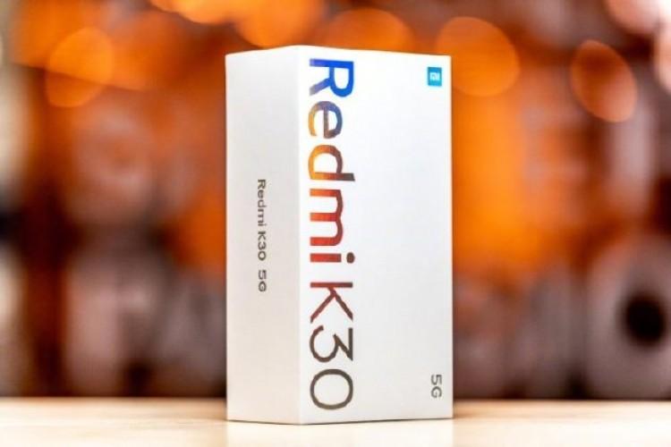 Упаковку Redmi K30 5G показали на фото - 1