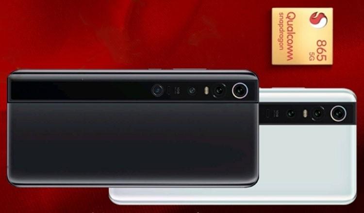 Xiaomi Mi 10 может быть представлен 11 февраля и получит дизайн камеры в духе Mi Mix Alpha