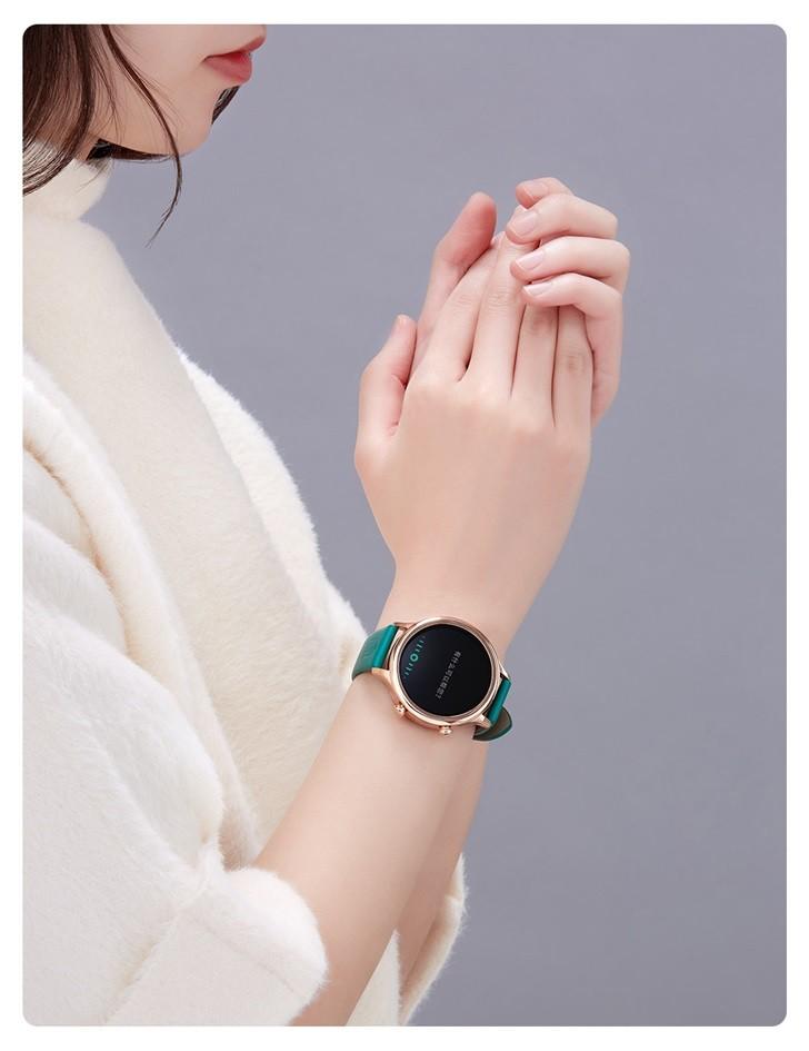 Xiaomi представила новые умные часы Youpin Forbidden City - 2