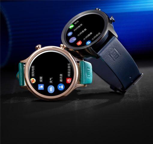 Xiaomi представила новые умные часы Youpin Forbidden City - 1
