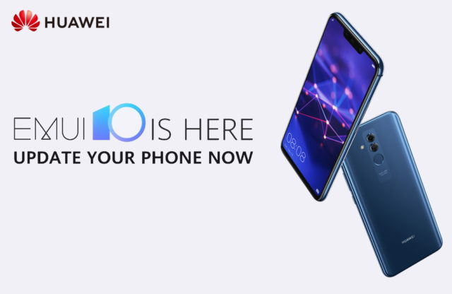 Android 10 для Huawei Mate 20 Lite — обновление в пути - 1