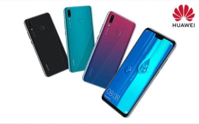 Android 10 для Huawei Y9s и Y9 Prime 2019 — обновление уже распространяется - 1