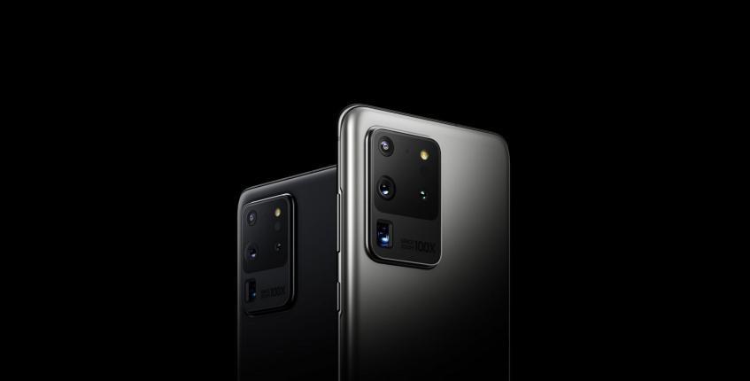 Более эффектной демонстрации возможностей Samsung Galaxy S20 Ultra и не придумаешь