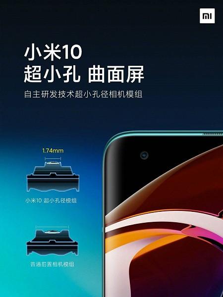 Больше подробностей о Xiaomi Mi 10 – фото 1