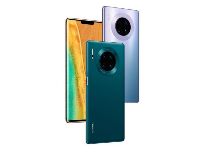 Дефицитный камерофон Huawei Mate 30 Pro поступает в открытую продажу в России