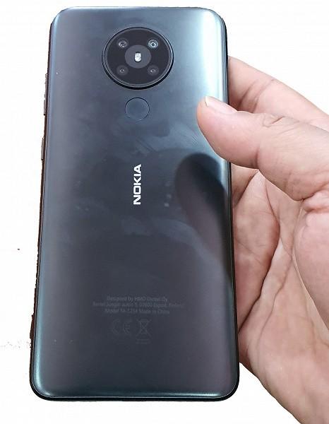 Х-образная камера и фронтальная панель, как у Redmi 7. Смартфон Nokia 5.2 показался на живых фото