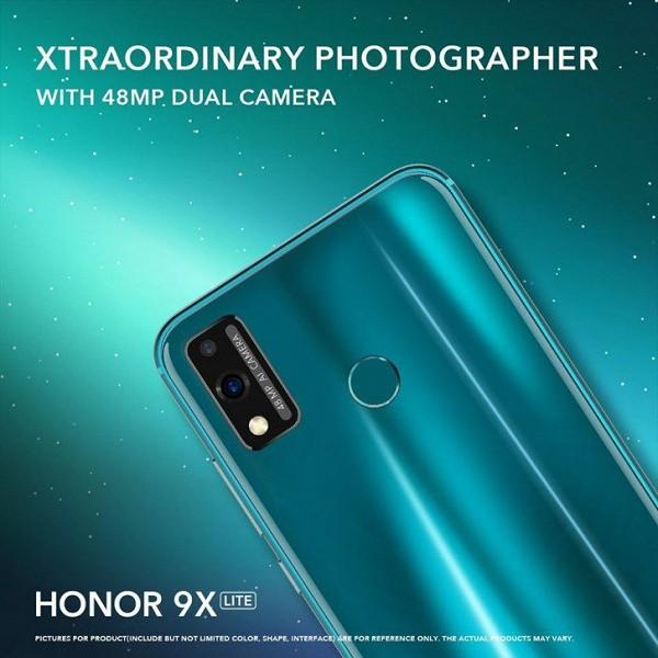 Honor 9X Lite с 48-мегапиксельной камерой готовится к дебюту