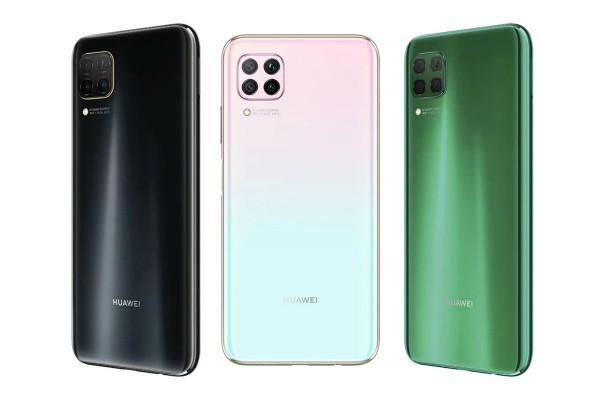 Основная камера Huawei P40 Lite