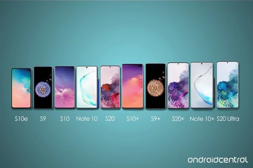Насколько огромным получился Samsung Galaxy S20 Ultra
