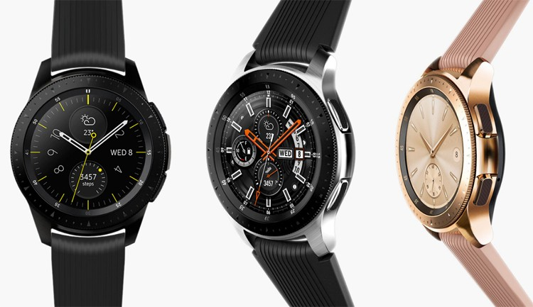 Новые часы Samsung Galaxy Watch получат 8 Гбайт памяти