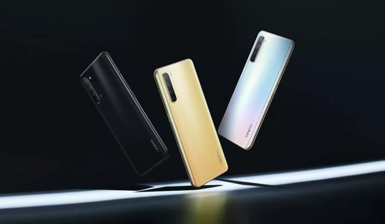 OPPO Reno 3 Vitality: смартфон с чипом Snapdragon 765G и четверной камерой