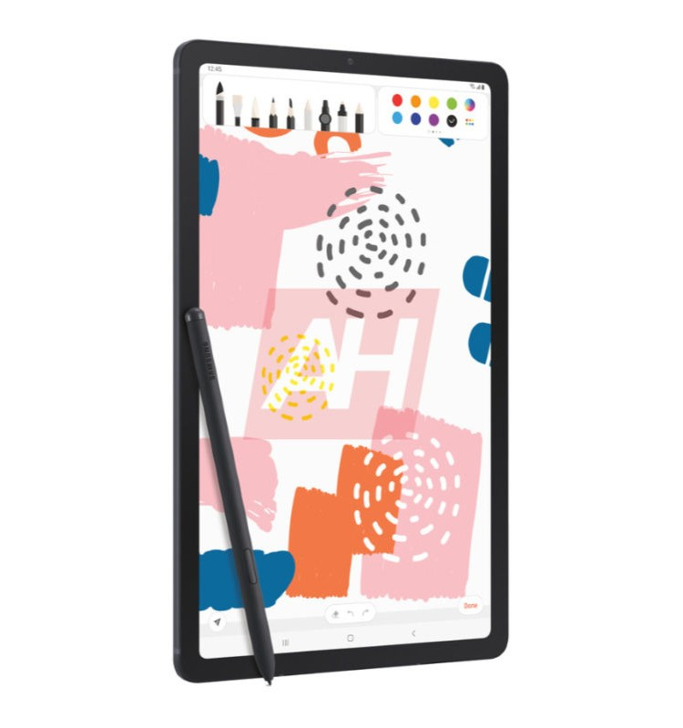 Планшет Samsung Galaxy Tab S6 Lite предстал на рендере