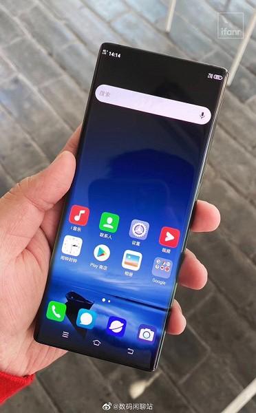Представлен самый невероятный смартфон начала 2020 года. Vivo Apex 2020 впечатляет очень многими параметрами