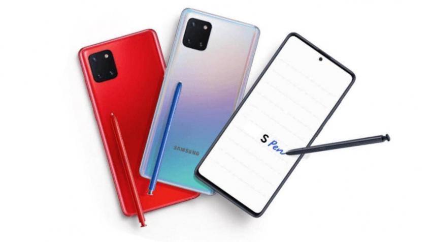 Samsung открыл продажи удешевлённых флагманских смартфонов Galaxy S10 Lite и Note 10 Lite в России - 1