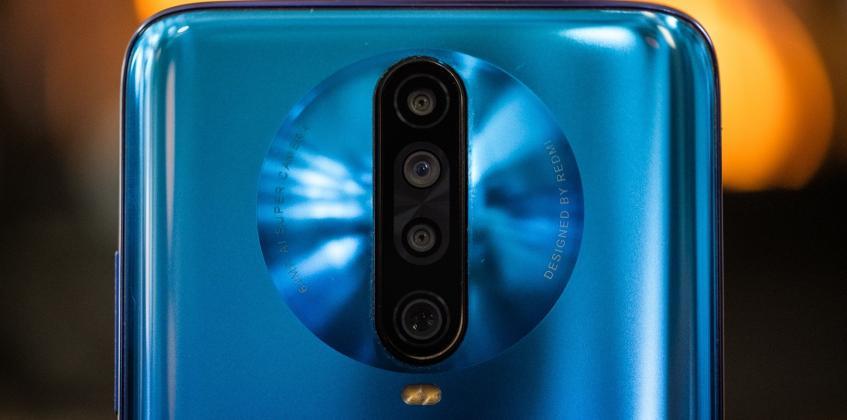 В сети появилось изображение нового недорогого флагмана Xiaomi с выдвижной фронтальной камерой - 1