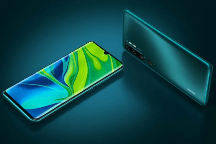 108-мегапиксельный Xiaomi Mi Note 10 получит сразу две облегчённые версии