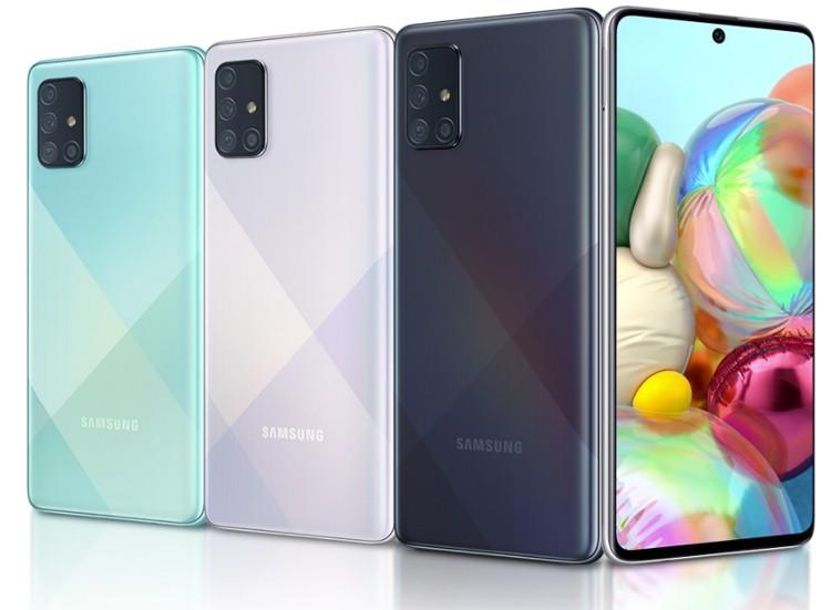 Близится выход Samsung Galaxy A71 5G: смартфон прошёл сертификацию