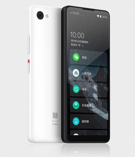 Xiaomi AI Assistant Pro 64G - всё тот же очень необычный компактный смартфон, но с новой платформой и большим объёмом памяти