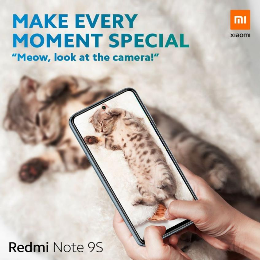 Готовится к анонсу Redmi Note 9S – фото 2
