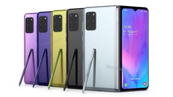 Как вам Samsung Galaxy Fold 2 в таком исполнении? – фото 2