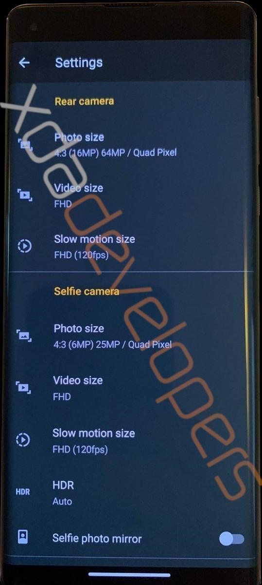 Motorola Edge: фото, видео и характеристики – фото 3