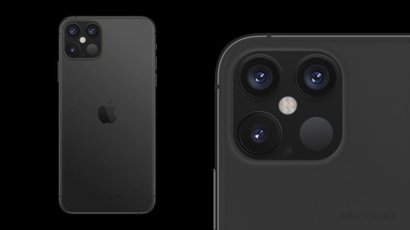 Новый iPhone 12 Pro может быть похож на смартфоны Apple времен iPhone 5S - 1