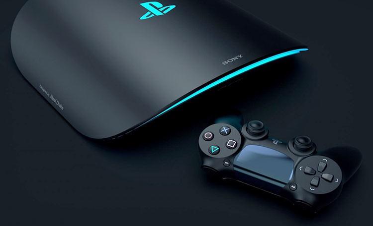 Неофициальный концепт PS5