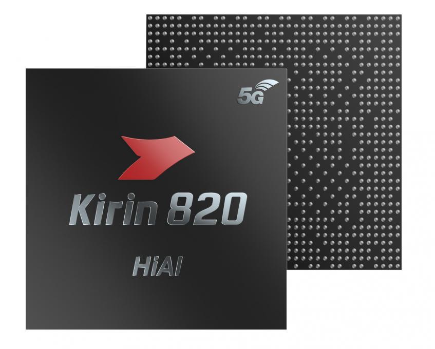 Официально: мировой дебют Kirin 820 состоится в Honor 30S