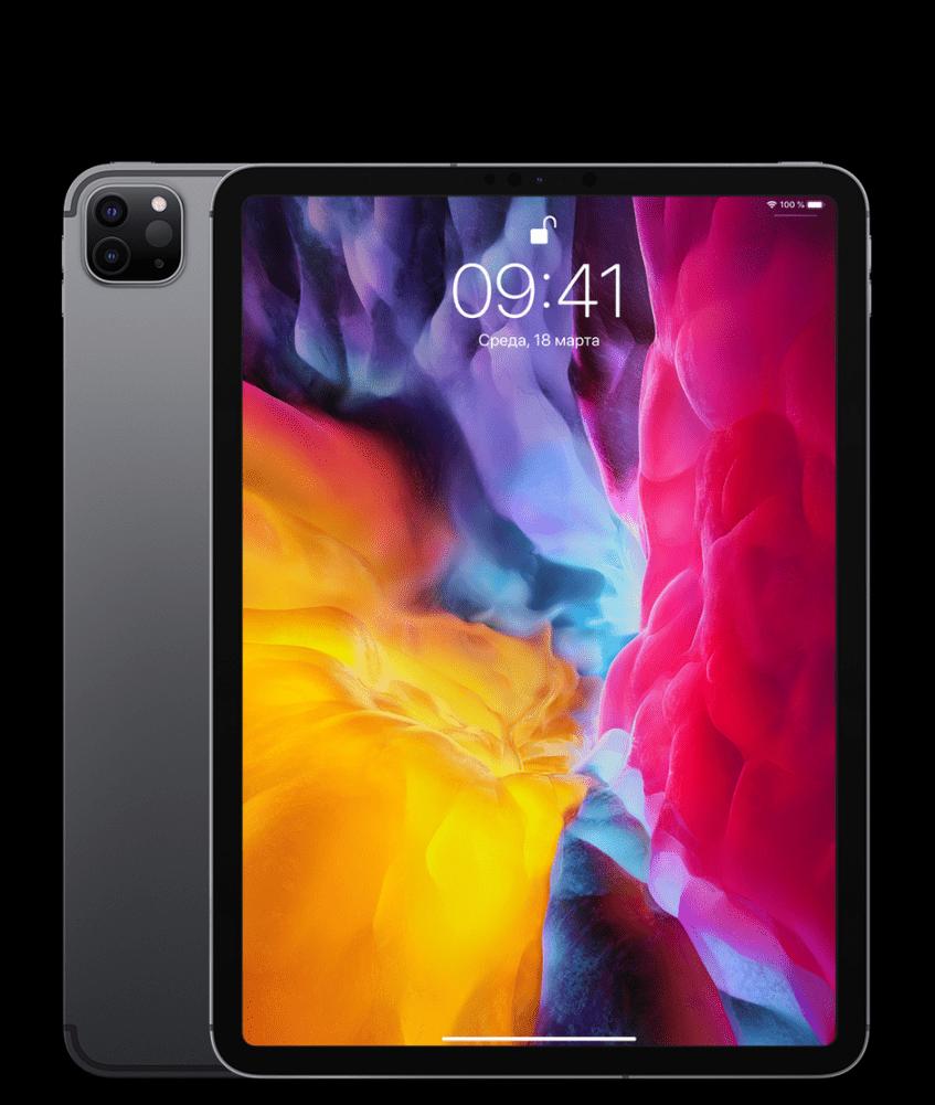 Представлен новый Apple iPad Pro с поддержкой трекпада - 1